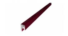 Планки П-образные для забора Grand Line в Краснодаре П-образная заборная 17