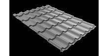 Металлочерепица для крыши Grand Line в цвете RAL 6005 зеленый мох в Краснодаре Металлочерепица Classic