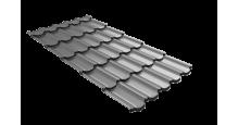 Металлочерепица для крыши Grand Line в цвете RAL 6005 зеленый мох в Краснодаре Металлочерепица Kvinta plus 3D