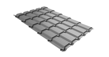 Металлочерепица для крыши Grand Line в Краснодаре Металлочерепица Quadro Profi