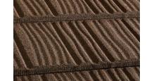Листы композитной черепицы в Краснодаре Лист Metrotile WoodShake